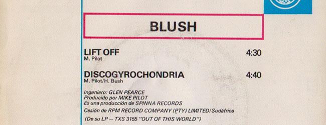 """Blush """"Lift Off"""""""